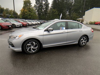 Certified 2016 Honda Accord LX Sedan - 564262897