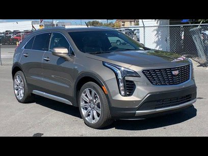 New 2020 Cadillac XT4 AWD Premium Luxury - 526805956