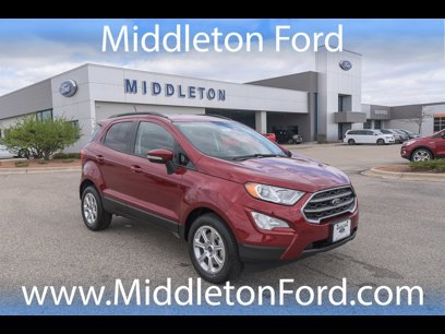 New 2019 Ford EcoSport FWD SE - 523513210