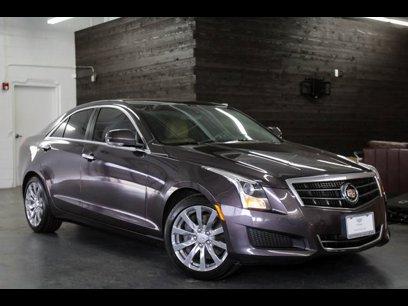 Used 2014 Cadillac ATS Luxury Sedan - 544469113