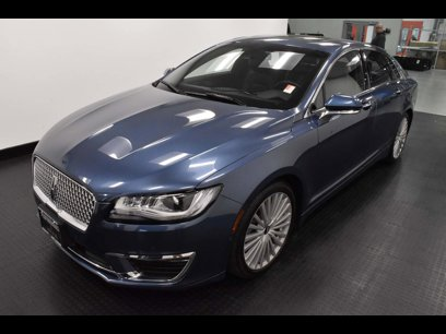 Certified 2019 Lincoln MKZ Reserve AWD - 534931274