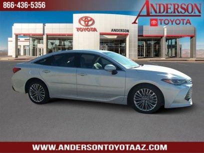 New 2020 Toyota Avalon Limited - 540573440