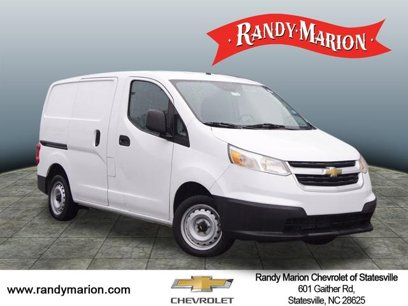 Used 2017 Chevrolet City Express LS - 542982391
