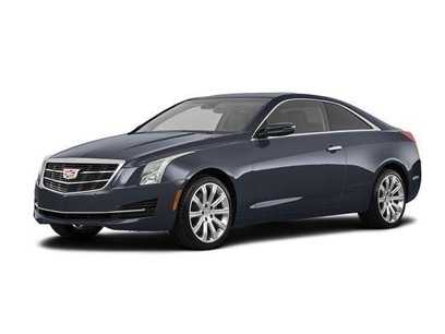New 2019 Cadillac ATS 2.0T AWD Coupe - 497358984