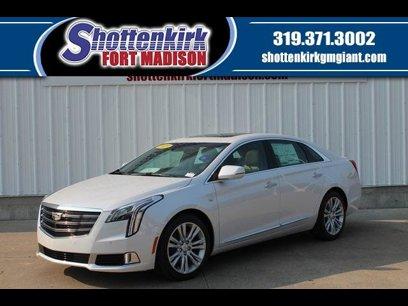 New 2019 Cadillac XTS Luxury - 543213746