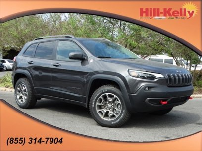New 2020 Jeep Cherokee 4WD Trailhawk - 530111046