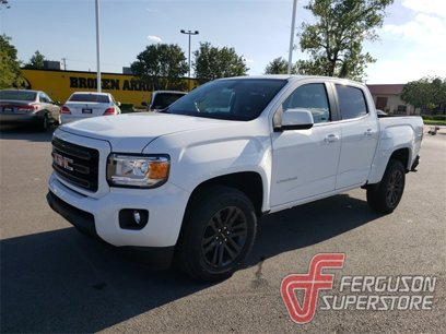 New 2020 GMC Canyon 4x4 Crew Cab SLE - 529386102