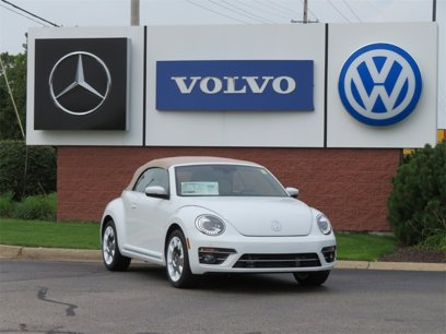 New 2019 Volkswagen Beetle 2.0T Final Edition SEL - 525553824