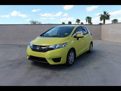 Certified 2017 Honda Fit LX - 547714725