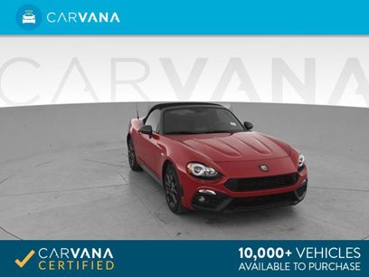 Used 2017 FIAT 124 Spider - 549363573