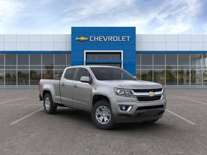 New 2020 Chevrolet Colorado 2WD Crew Cab LT - 546973133