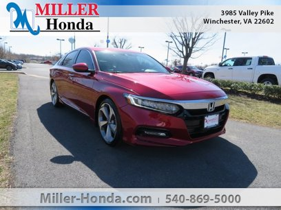 Used 2018 Honda Accord 1.5T Touring - 545957671