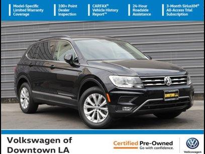Certified 2018 Volkswagen Tiguan FWD - 565738042