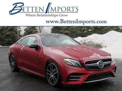 New 2019 Mercedes-Benz E 53 AMG 4MATIC Coupe - 504945692