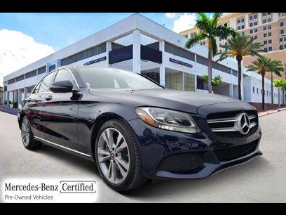 Certified 2018 Mercedes-Benz C 300 Sedan - 567044952