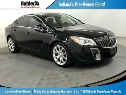 Used 2017 Buick Regal GS AWD - 564329450