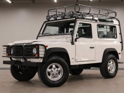Range Rover Defender For Sale >> Land Rover Defender For Sale In Denver Co 80201 Autotrader