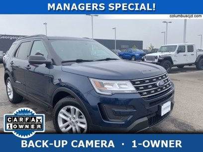 Used 2017 Ford Explorer FWD - 564105100