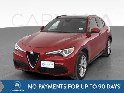 Used 2018 Alfa Romeo Stelvio AWD Ti Sport - 549236402