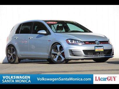 Used 2017 Volkswagen GTI Autobahn - 569536374