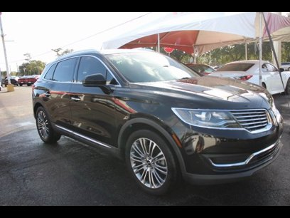 Used 2017 Lincoln MKX FWD Reserve - 565766903