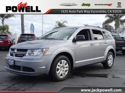 Certified 2016 Dodge Journey FWD SE - 547912994