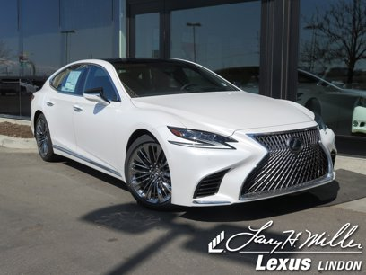 New 2019 Lexus LS 500 AWD - 509937895