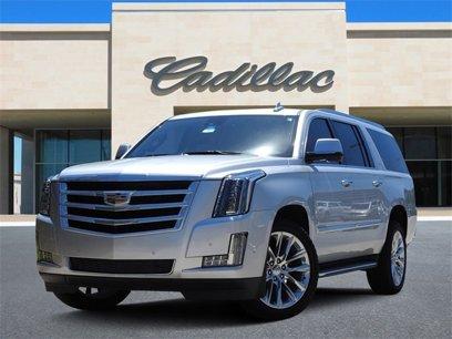 New 2020 Cadillac Escalade Esv For Sale With Photos Autotrader
