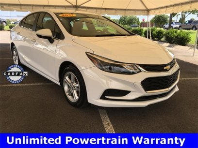 Used 2017 Chevrolet Cruze LT Sedan - 558645683