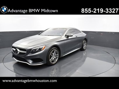 Used 2016 Mercedes-Benz S 550 4MATIC Coupe - 566016551