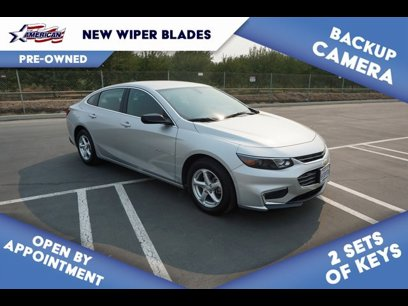 Used 2018 Chevrolet Malibu LS - 564519978
