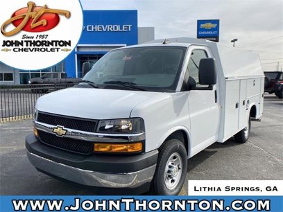 New 2020 Chevrolet Express 3500 - 538213779
