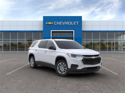 New 2020 Chevrolet Traverse AWD LS - 542316566