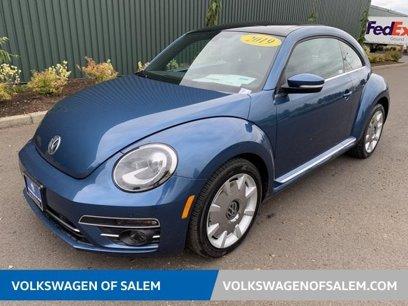 Volkswagen Beetle For Sale >> Volkswagen Beetle For Sale In Vancouver Wa 98663