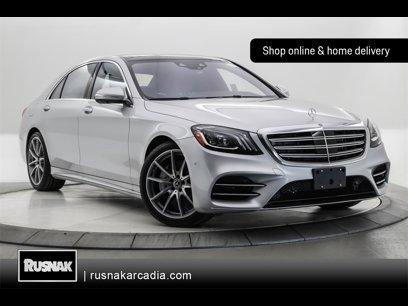 New 2020 Mercedes-Benz S 450 Sedan - 530670516