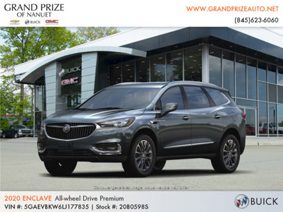 New 2020 Buick Enclave Premium - 536993203
