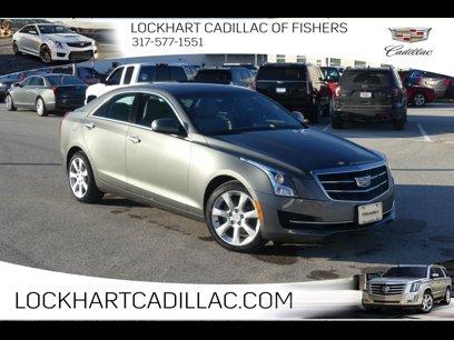 Certified 2016 Cadillac ATS 2.0T AWD Sedan - 535189216