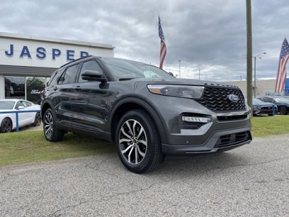New 2020 Ford Explorer 4WD ST - 531627089