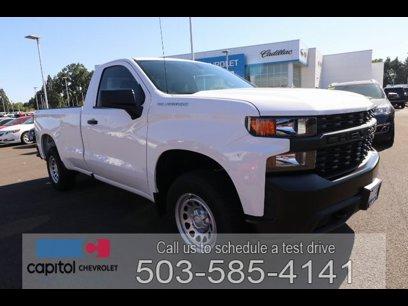 New 2019 Chevrolet Silverado 1500 W/T - 522652277