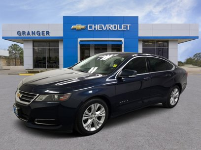 Used 2015 Chevrolet Impala LT - 539390860