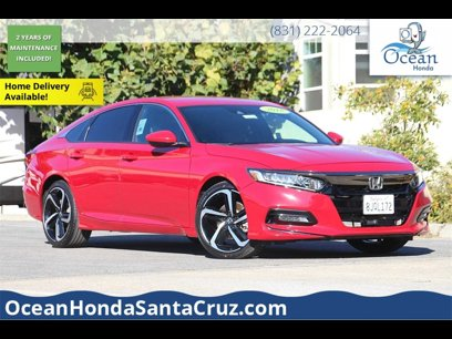 Certified 2018 Honda Accord 1.5T Sport - 564549491