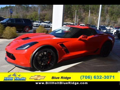 New 2019 Chevrolet Corvette Grand Sport Coupe w/ 1LT - 512370401