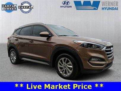 Certified 2017 Hyundai Tucson SE - 542164078
