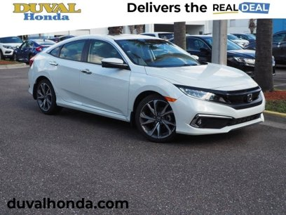 New 2019 Honda Civic Touring Sedan - 516334527