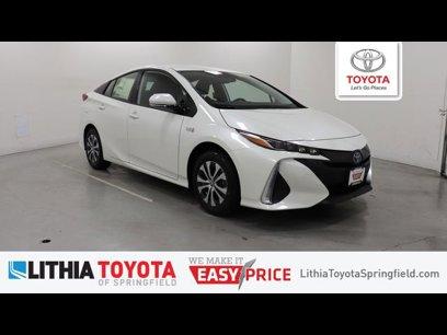 New 2020 Toyota Prius Prime - 544765487