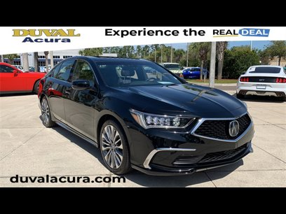Certified 2018 Acura RLX w/ Technology Package - 546657332