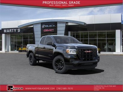 New 2021 GMC Canyon 4x4 Extended Cab Elevation Std - 569489062