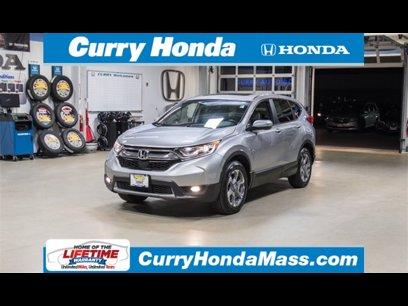 Certified 2017 Honda CR-V AWD EX-L - 543628440