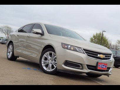 Used 2015 Chevrolet Impala LT w/ Convenience Package - 548072155