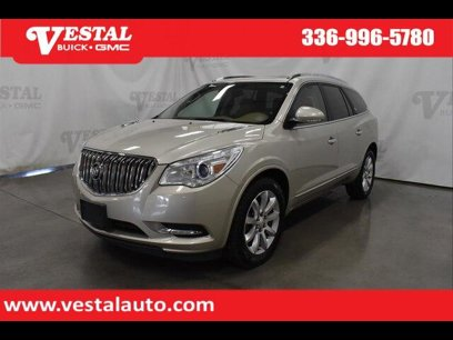 Used 2015 Buick Enclave AWD Premium - 528150381
